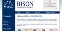 Bison Bede Home Screenshot